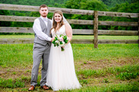 Kortney & Cody | Lydia Mountain Lodge